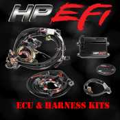 HP ECU & Harness