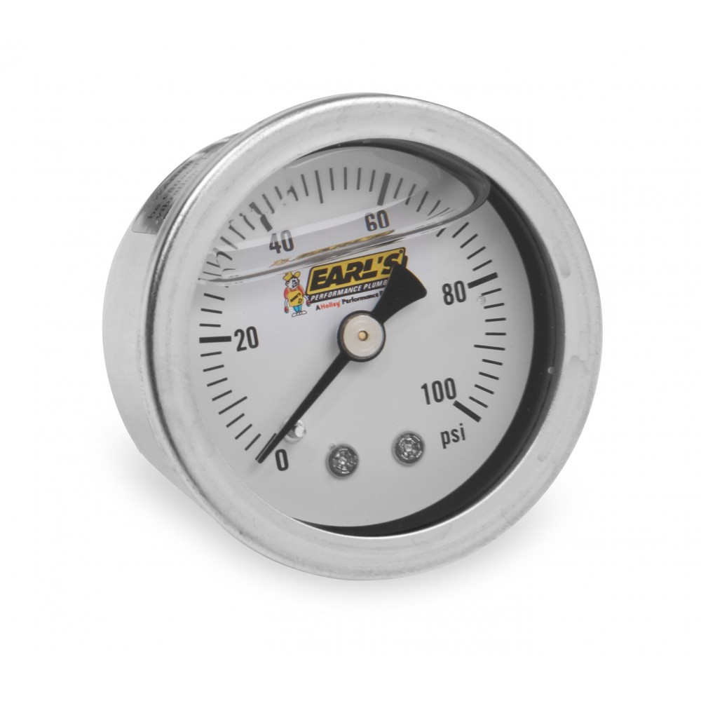 Earl s fuel pressure gauge ships free at efisystempro