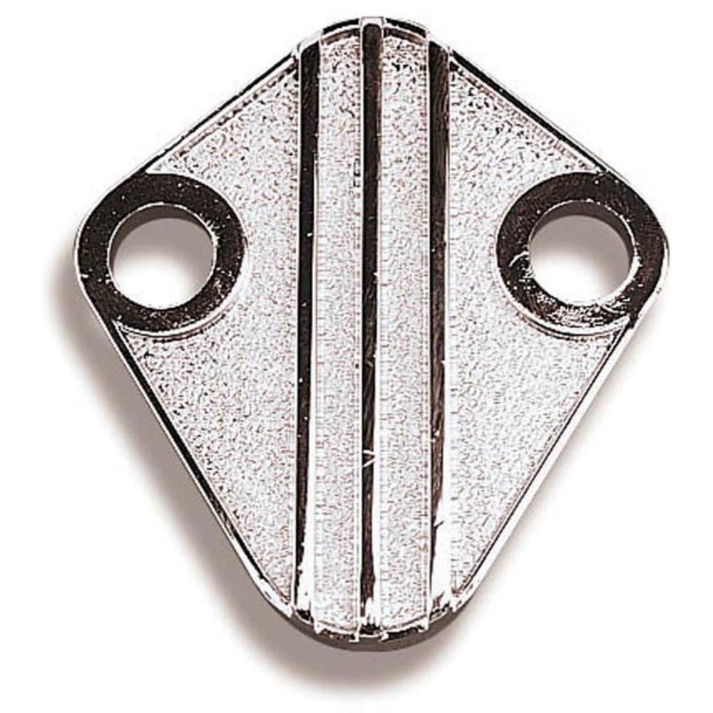 Mechanical Fuel Pump Block Off Plate