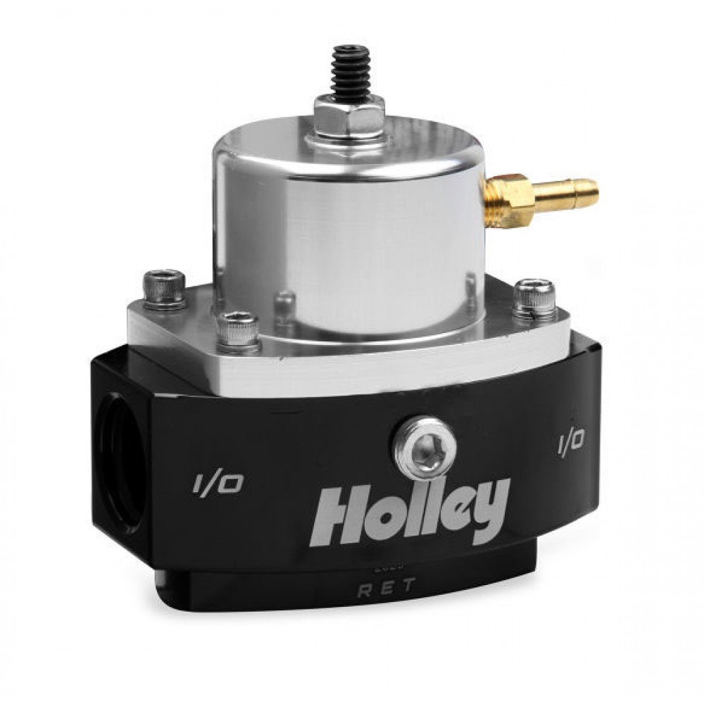 Fuel Injector Cost >> Holley 12-880 Fuel Pressure Regulator | Ships Free at ...