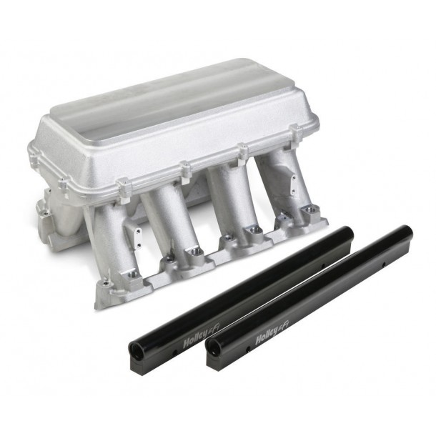 Hi-Ram Intake, GM LS3/L92, with Blank Configurable Top