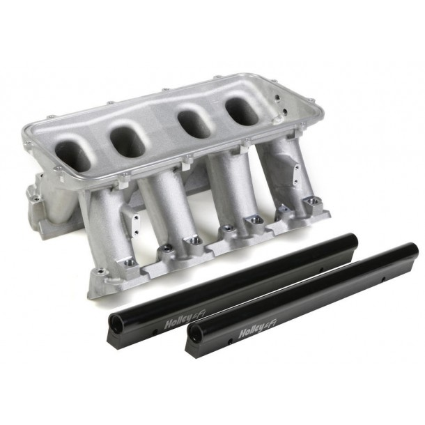 Hi-Ram Intake, GM LS3/L92, Base Only (No Top)