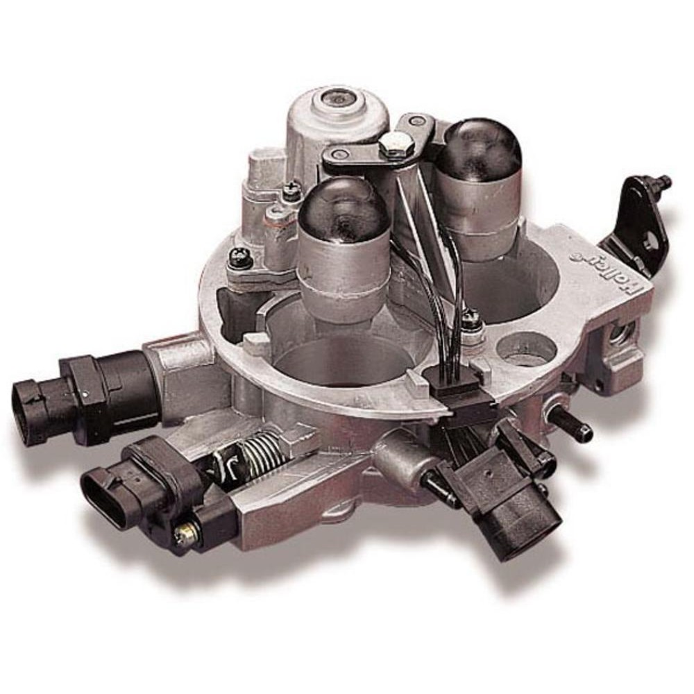 Holley 502-4 TBI Throttle Body | Ships Free at ...