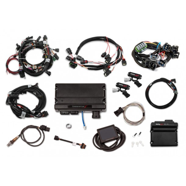 Terminator X MPFI Kit for Ford Coyote Engine 2011-2012