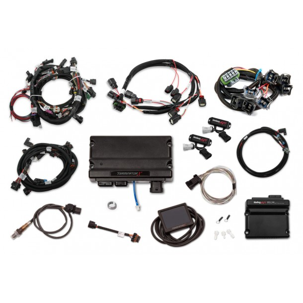 Terminator X MPFI Kit for Ford Coyote Engine 2013-2015