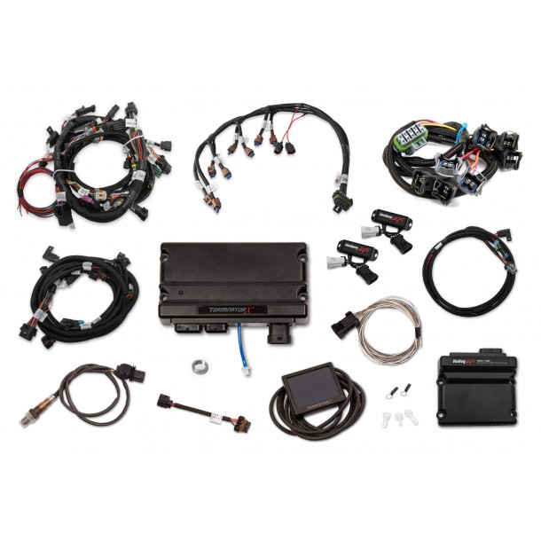Terminator X MPFI Kit for Ford Coyote Engine 2015.5-2017