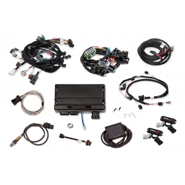 Terminator X MPFI Kit for Ford Modular 4.6 & 5.4 Engines