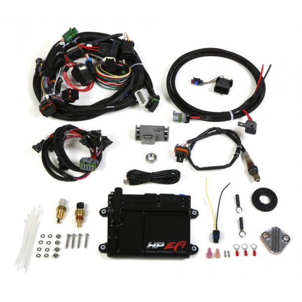 HP ECU and Harness Kit, GM TPI and Holley Stealth Ram