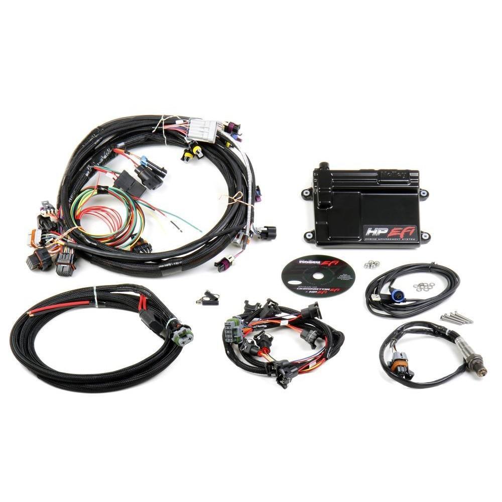 -10% HP ECU and Harness Kit, GM LS1/LS6, with Bosch Sensor