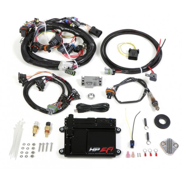 HP ECU and Harness Kit, Universal MPFI