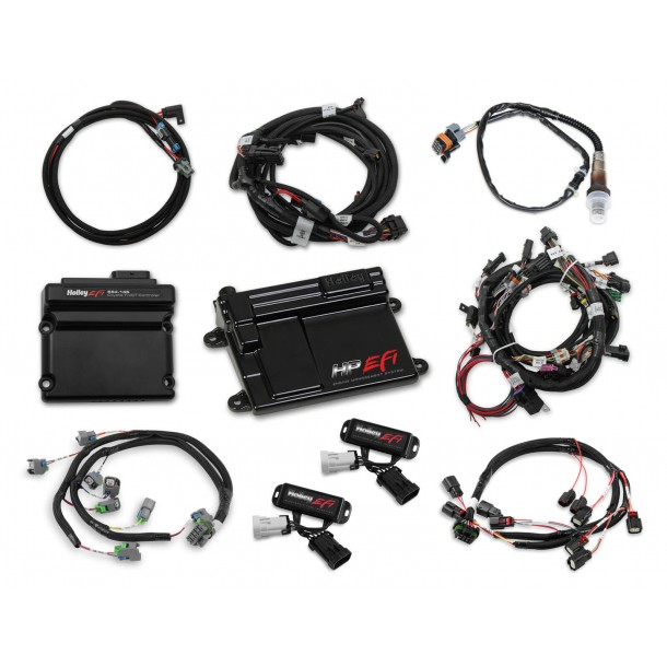HP ECU and Harness Kit, 2011-12 Ford Coyote, USCAR Injectors