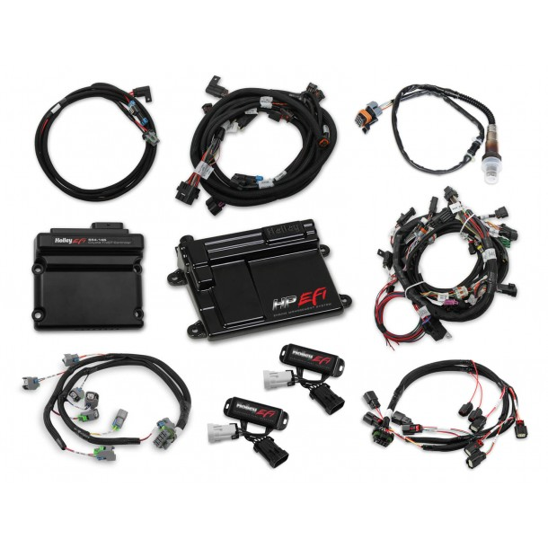 HP ECU and Harness Kit, 2013-2015.5 Ford Coyote, USCAR Injectors