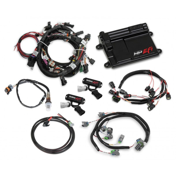 HP ECU and Harness Kit, 2015.5-17 Ford Coyote, USCAR Injectors