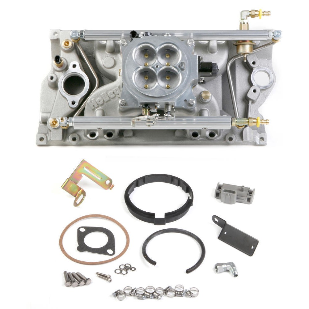 Holley 550 701 Dominator Power Pack Ships Free At 5 3 Vortec Crate Engine With Wiring Harness 19 Kit Sbc Heads
