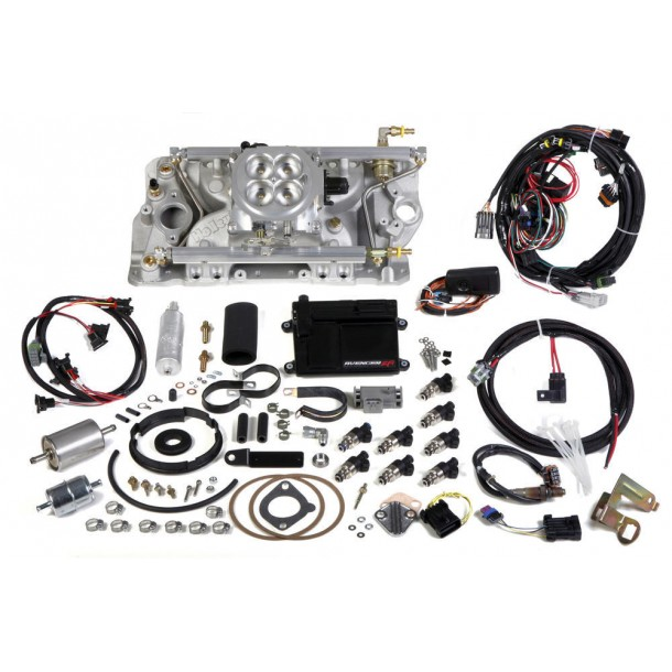 Avenger Multi-Point EFI Kit, Small Block Chevy, Early to Late Heads