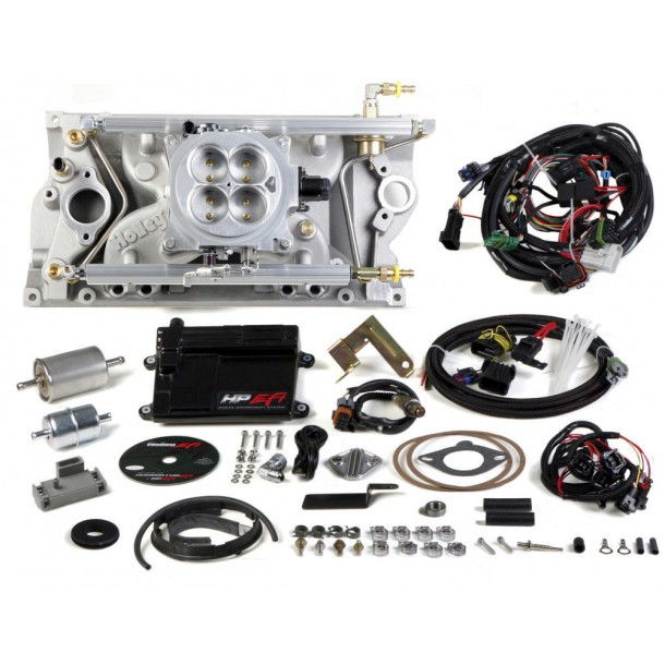 HP Multi-Point EFI Kit, Small Block Chevy, Vortec Heads