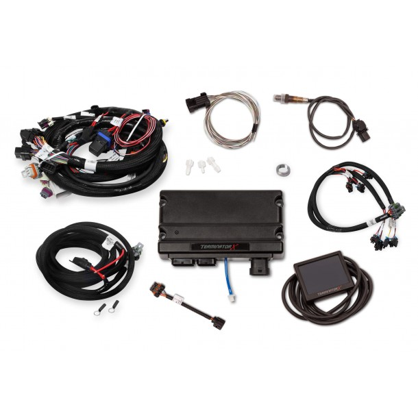 Terminator X MPFI Kit for GM 4.8, 5.3, and 6.0 Truck Engines 97-07