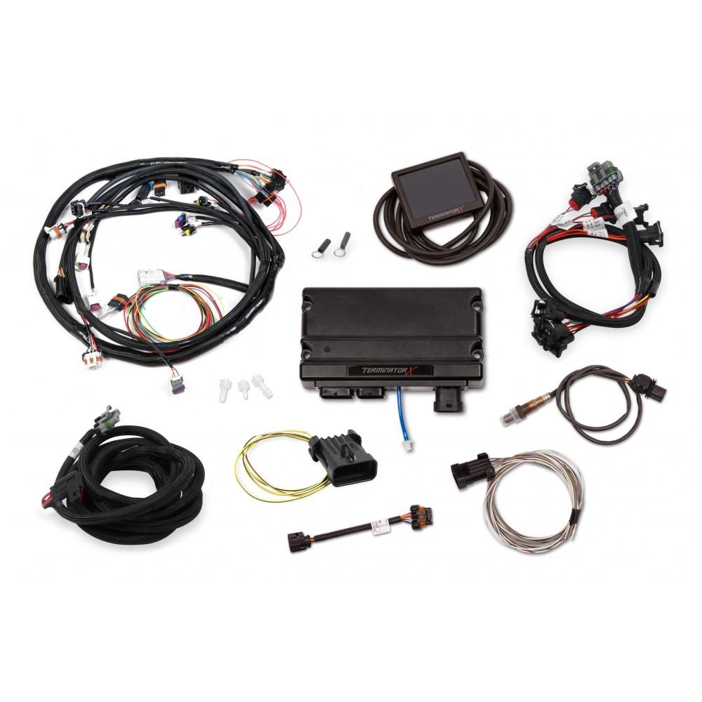 Holley Terminator X Mpfi Kit For Dodge Gen 3 Hemi Engine Ships Free From Efi System Pro 550 1222 550 1223 550 1224 550 1225