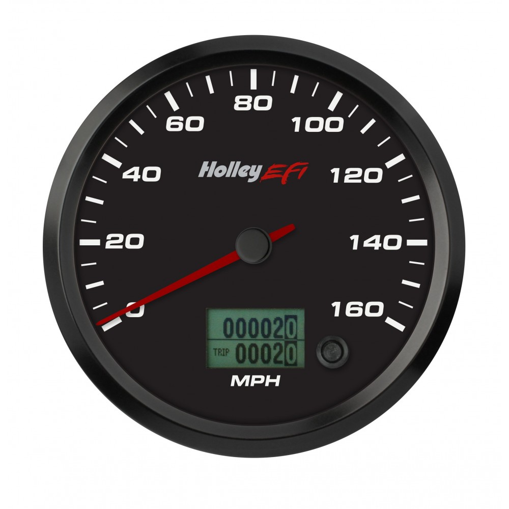 Holley 553-120 4 1/2 Inch Speedometer | Ships Free at