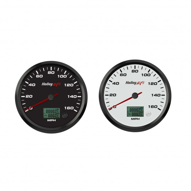 4-1/2 Inch Speedometer, CAN Bus (0-160 MPH)