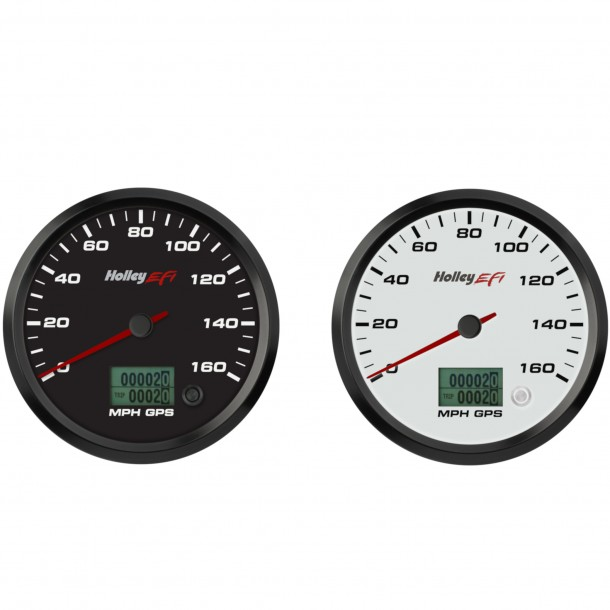 4-1/2 Inch Speedometer, GPS (0-160 MPH)