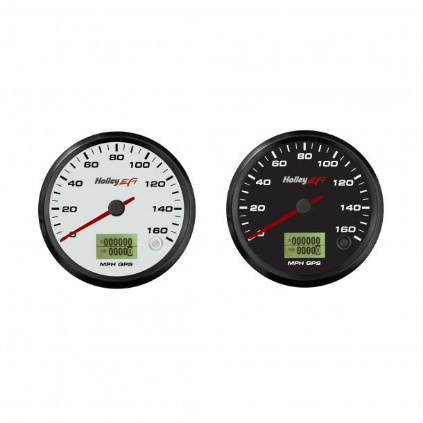 3-3/8 Inch Speedometer, GPS (0-160 MPH)