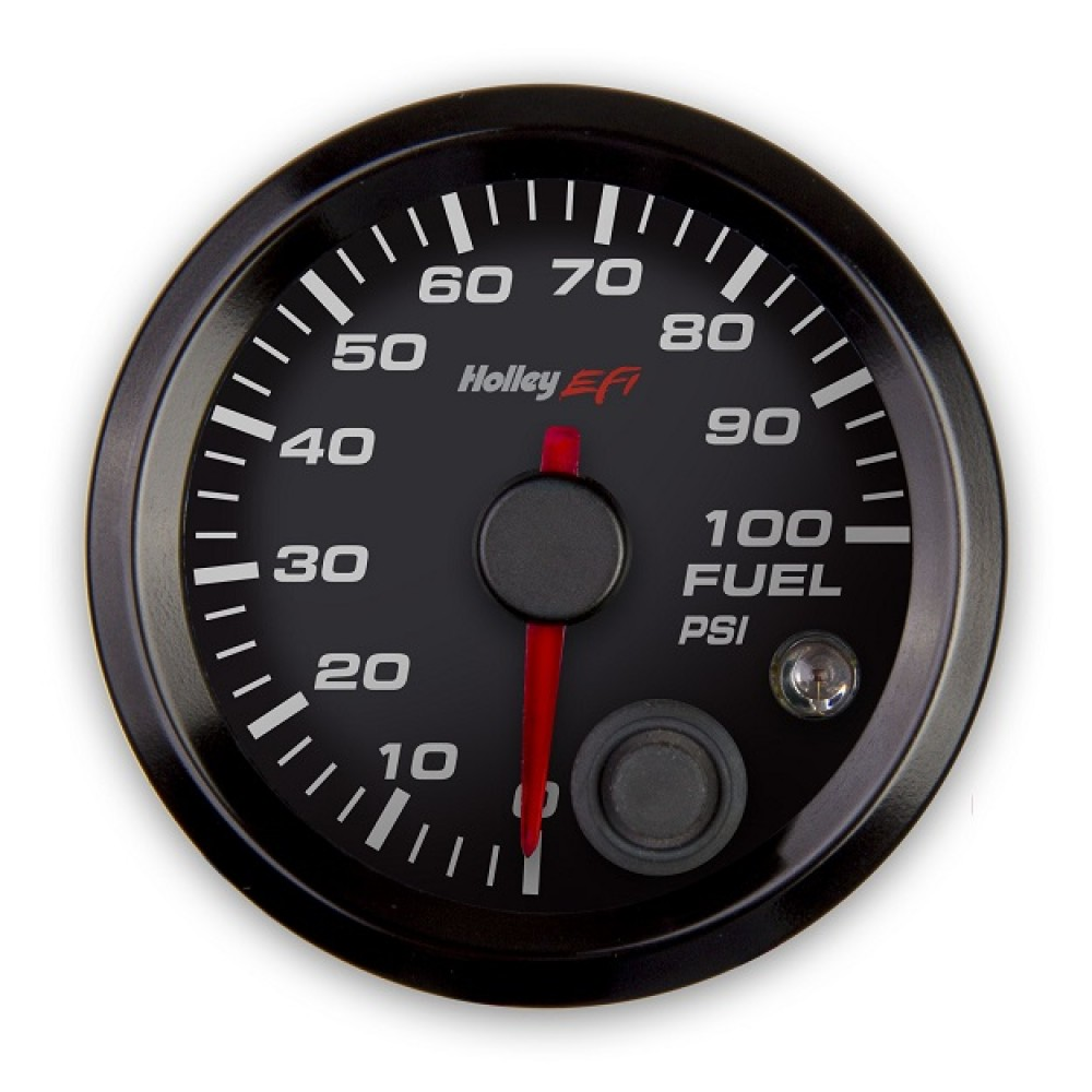 Holley 553 129 Fuel Pressure Gauge Ships Free At