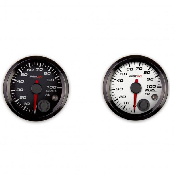 2-1/16 Inch Fuel Pressure Gauge, 0-100psi, Analog Display