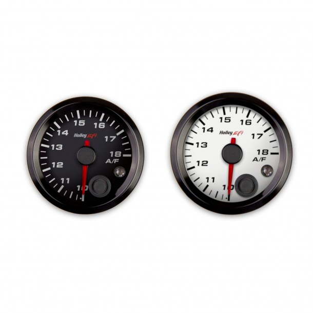 2-1/16 Inch Air/Fuel Right Gauge, 10-18, Analog Display
