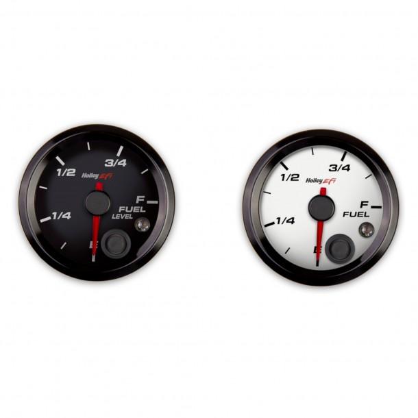 2-1/16 Inch Fuel Level Gauge, Analog Display