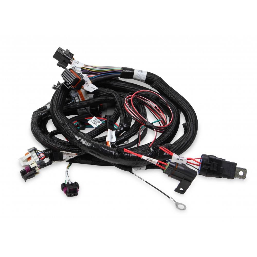 Holley Ls1 Wiring Harness : Holley main harness ships free at efisystempro