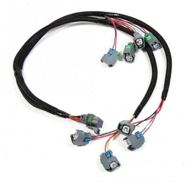 Injector Harness, LSx with OE EV6 (USCAR) Style Injector Connectors