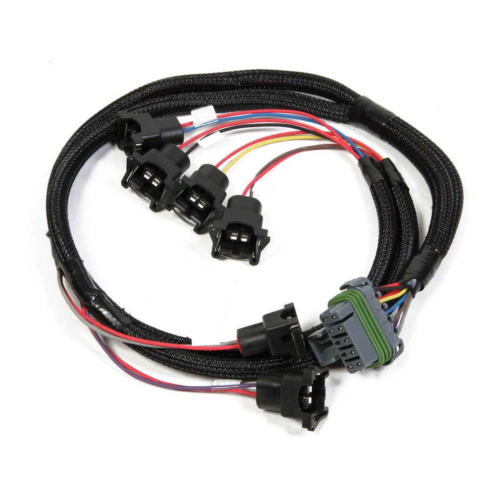 holley 558 203 injector harness ships free at. Black Bedroom Furniture Sets. Home Design Ideas