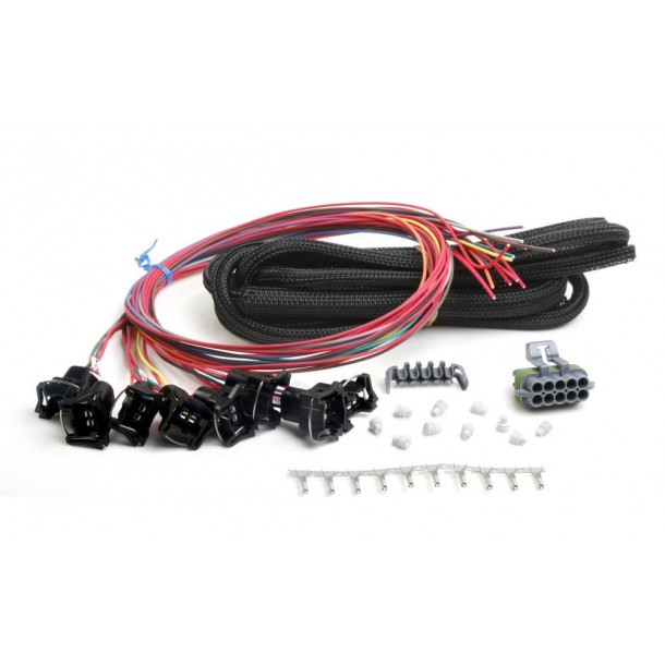 Injector Harness, Universal Unterminated