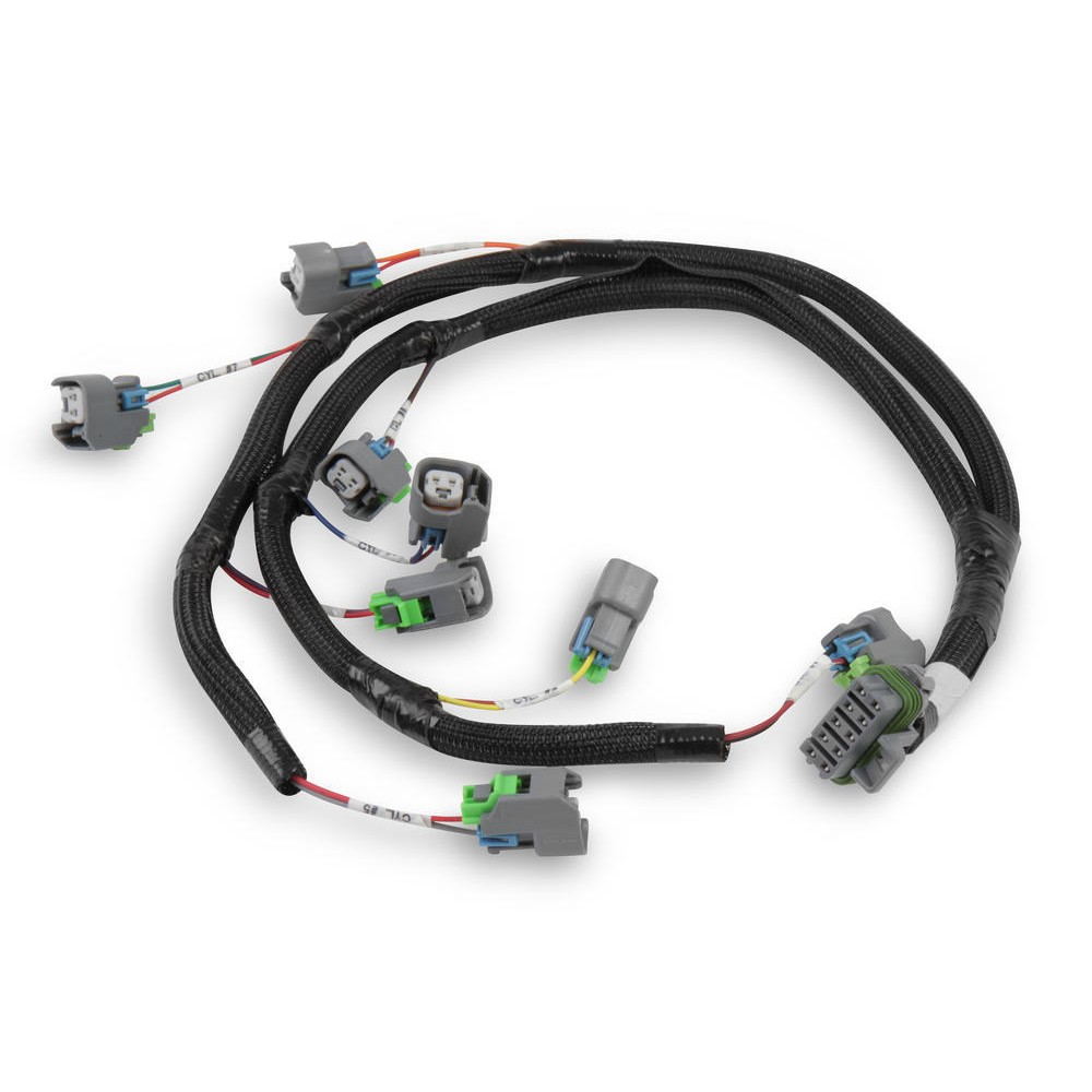 Nitrous Wiring Harness Another Blog About Diagram B17 Holley 558 212 Injector Ships Free At Express