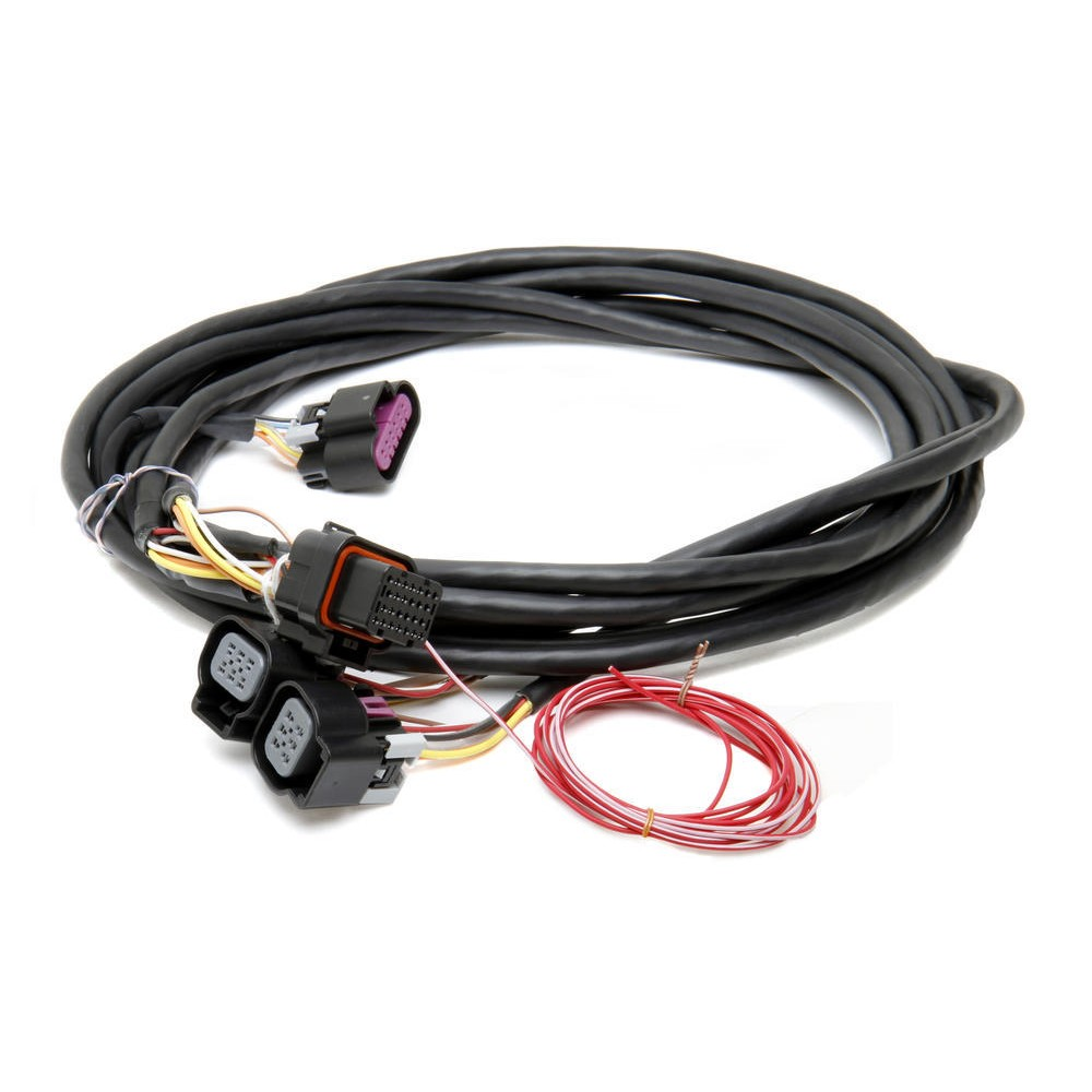 Holley 558 411 Drive By Wire Harness Ships Free At Efisystempro Product 10 Gm Dual Dbw Throttle Body