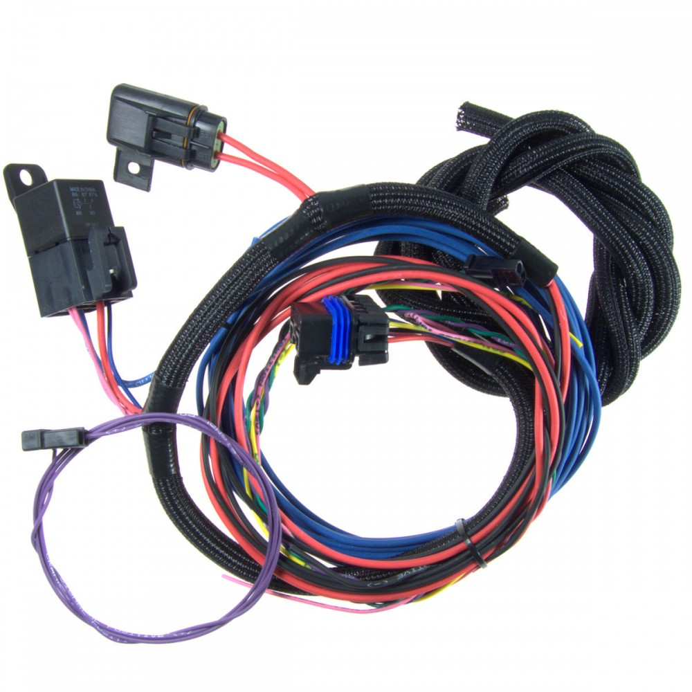 Gm Tbi Wiring Harness Solutions Conversion Holley Diagram Trusted