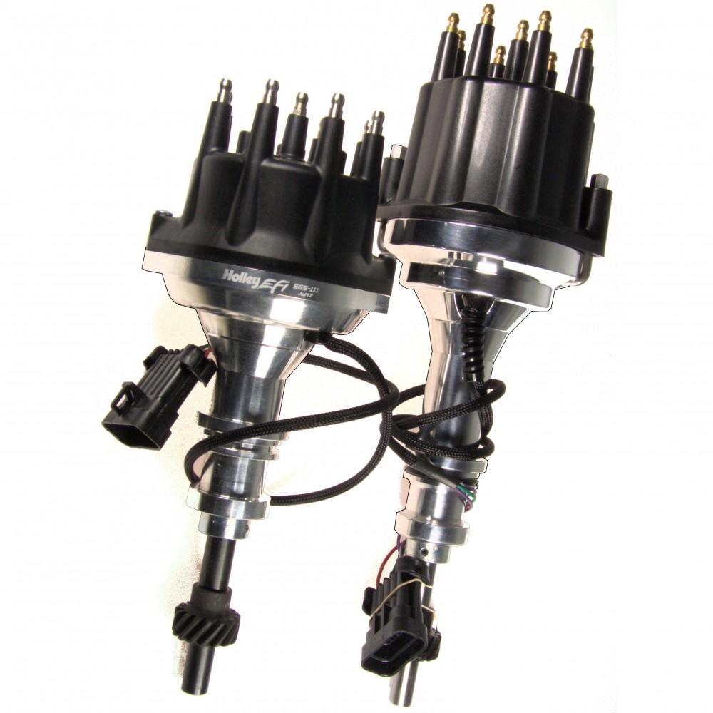 Holley 565-201 565-111 Dual Sync Distributor, Ford 351W | Ships Free
