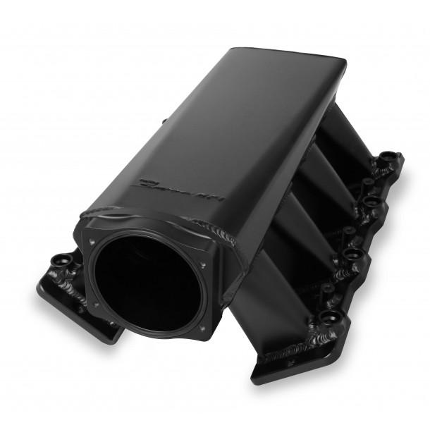 Sniper Hi-Ram Intake, GM LS1/LS2/LS6, 102mm Throttle Body, Black Anodized