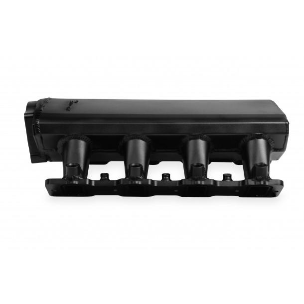 Sniper Low Profile Intake, GM LS1/LS2/LS6, 92mm Throttle Body, Black Anodized