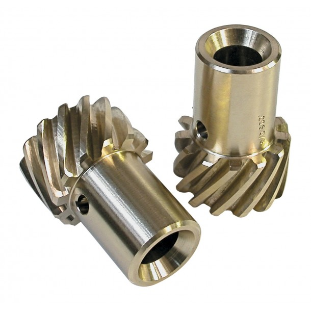 MSD Melonized Bronze Distributor Gear .500-Inch ID