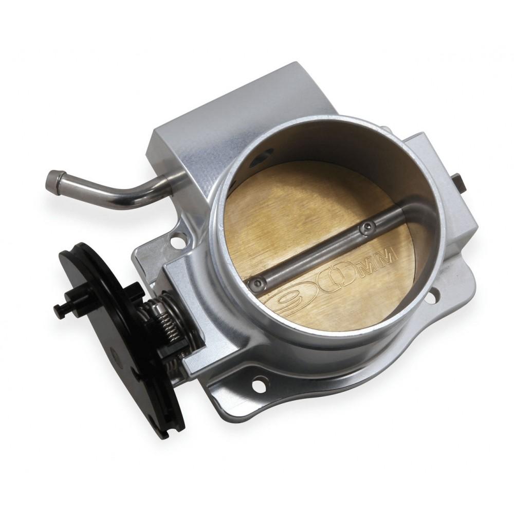Honda Silver Spring >> Holley Sniper 860007-1 GM LS Throttle Body | Ships Free at EFISystemPro.Com | Aluminum Silver ...