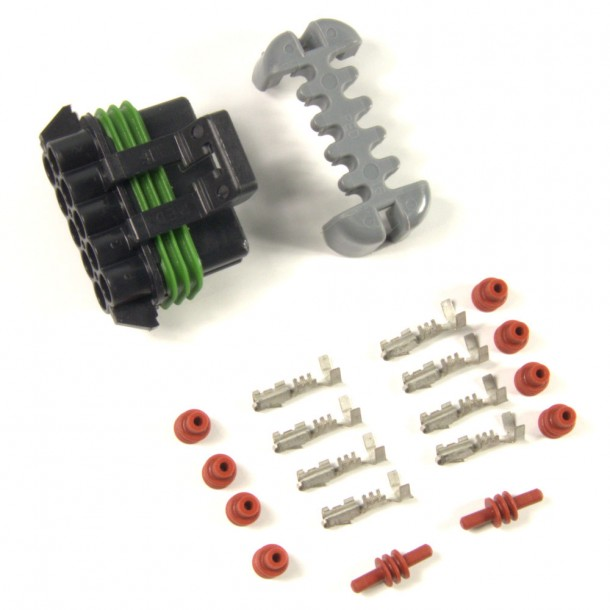 10-Pin Connector Kit for Sniper EFI 10-Pin Harness