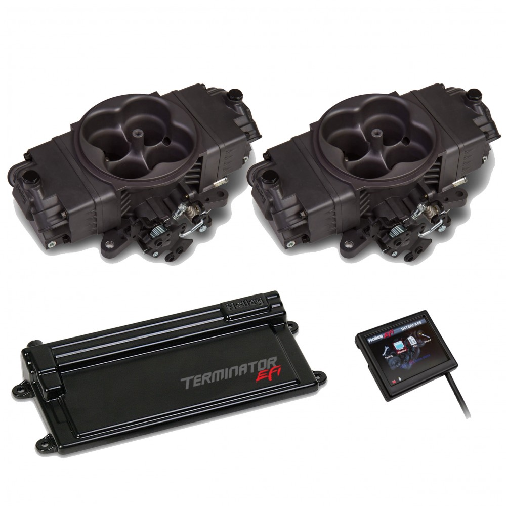 Holley Twin Terminator EFI System | Ships Free at