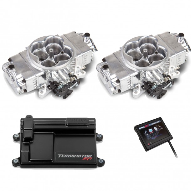 Dual Terminator Throttle Body  Injection System