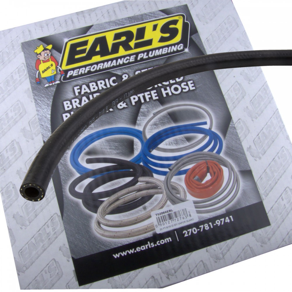 earls vapor guard hose 1000x1000 earl's vapor guard efi fuel hose ships free at efisystempro com