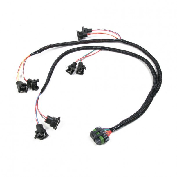 Injector Harness, V8 Over-Manifold, Bosch Style