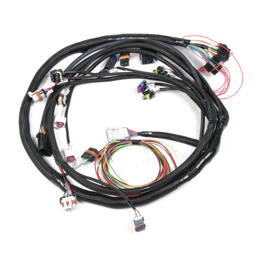 Holley 558 103 Main Harness Ships Free At Ls2 4 Block Wire 19 Ls3 Ls7