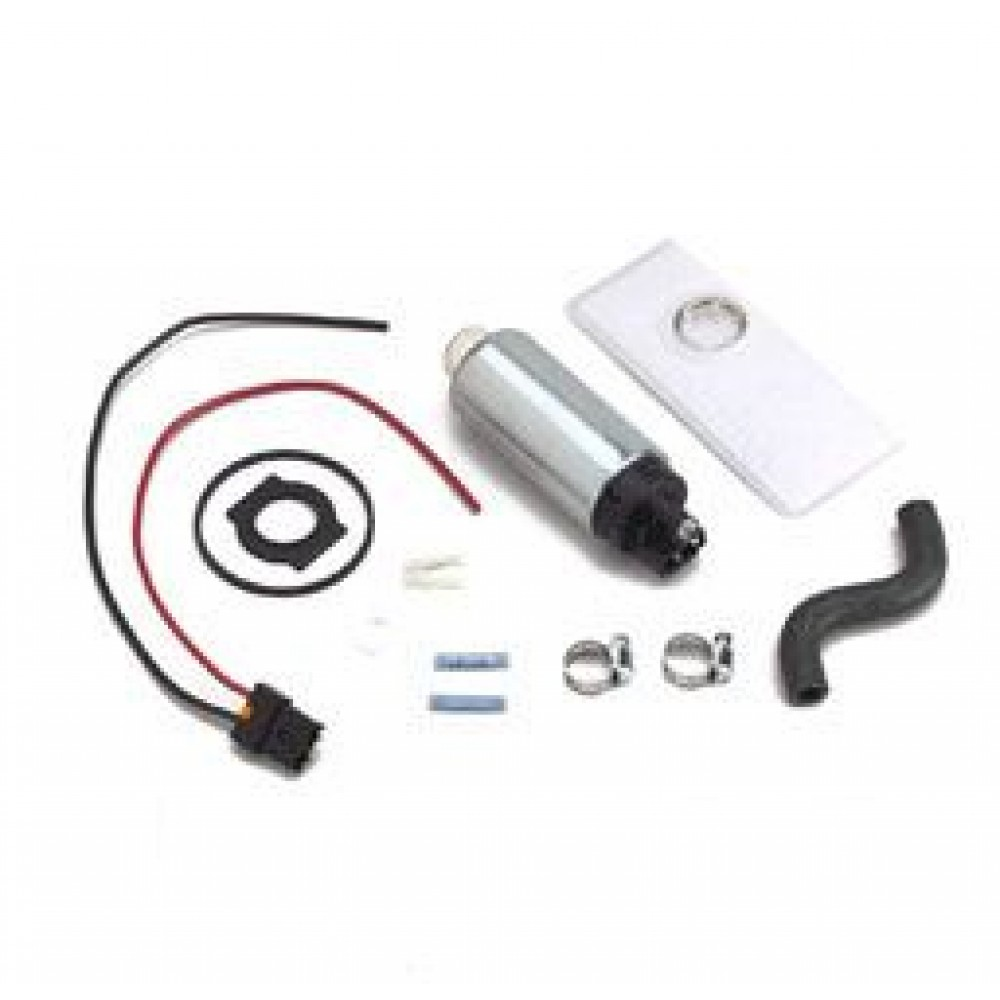Holley 12 906 In Tank Fuel Pump Ships Free At 92 Honda Civic Wiring Harness 10 1992 98 15l Vtec 16l 255 Lph