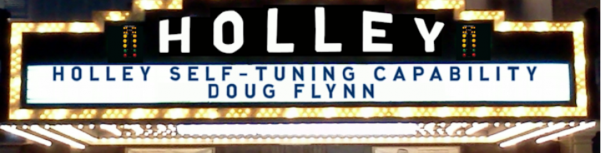 Holley Instructional Video: Holley Self Tuning Capability